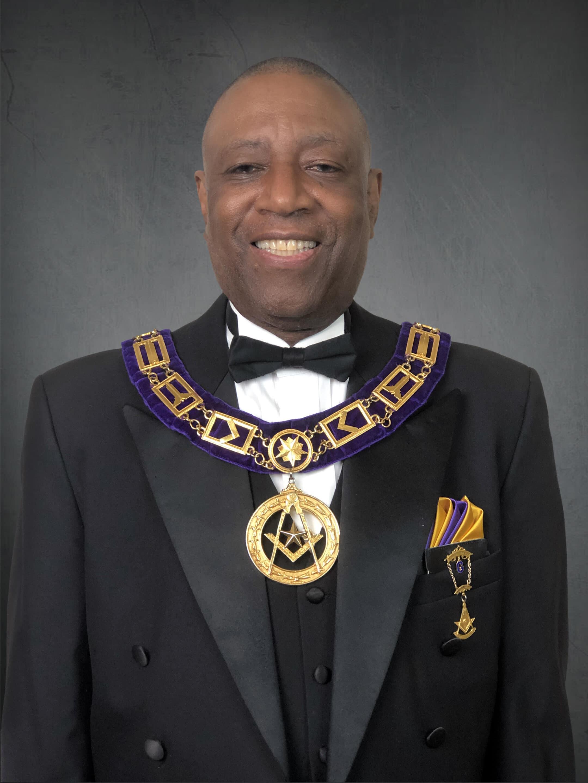 RW Bro. Gerald R. Thaxton, III